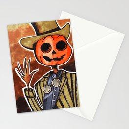 Mr Steampumpkinhead Stationery Cards