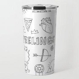 stuff & things Travel Mug