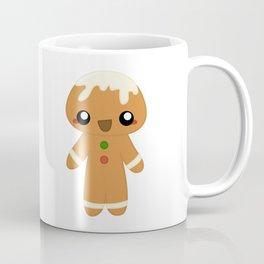 Christmas Card - Gingerbread Kid Coffee Mug