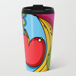 Fruit Travel Mug