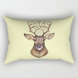 Guardian of dreams Rectangular Pillow