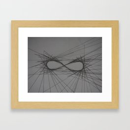 Eternal Line Framed Art Print