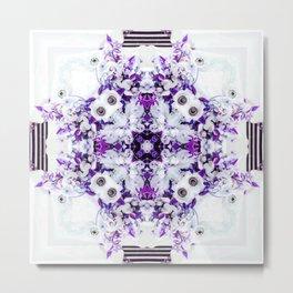 Anemone Fusion Two Metal Print