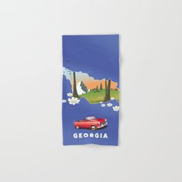 Georgia Hand & Bath Towel