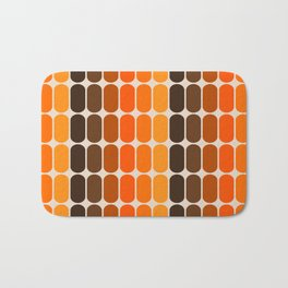 Golden Capsule Bath Mat
