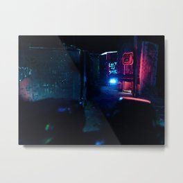 Lost My Shoe : Official Miniature Photography Metal Print