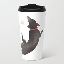 Happy Dog Travel Mug