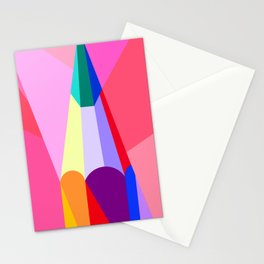 Pencil X Stationery Cards