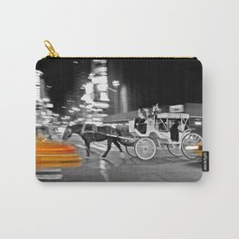 NYC Yellow Cabs Cariage - USA Carry-All Pouch