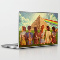 floyd Laptop & iPad Skins featuring Floyd by Rittsu