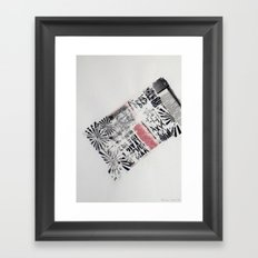 RETRO2 Framed Art Print