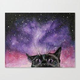 Starry Eyed Canvas Print