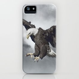 Eagle Spirit iPhone Case