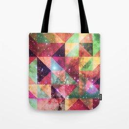 Pattern Galaxy. Tote Bag