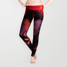 clown Leggings