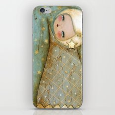 Lucy In The Sky With Diamonds iPhone & iPod Skin