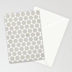 Polka dot Crazy Stationery Cards