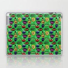 Sesame Street Pattern Laptop & iPad Skin