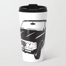 Supernatural Chevrolet Impala 67' Travel Mug