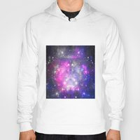 universe Hoodies featuring Universe by haroulita