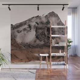 Inhospitable Landscape Wall Mural