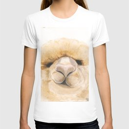 Alpaca What? T-shirt