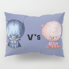 Ted Vs Ted Pillow Sham