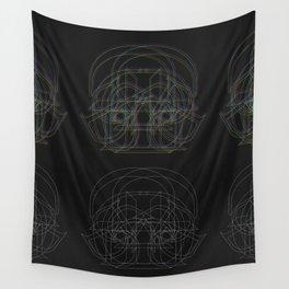 D like Darth Vader (RVB version) Wall Tapestry