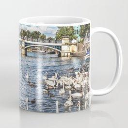 Windsor Town Bridge Coffee Mug
