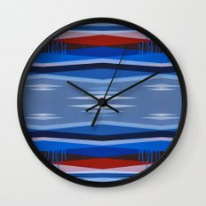 Highwayscape3 Wall Clock