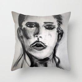 Drawing 1 Throw Pillow