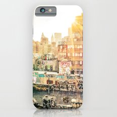 New York City Graffiti Slim Case iPhone 6s