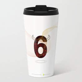 Javier Conde by Bennassar Travel Mug