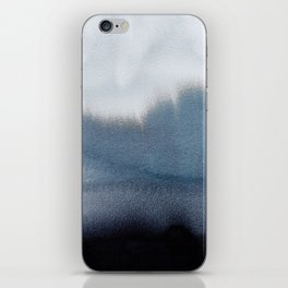 In Blue iPhone Skin