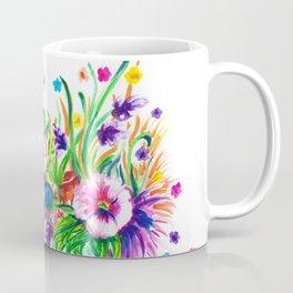 Floral Effusion Bouquet Coffee Mug