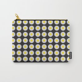 Mini OCD Sunflowers Carry-All Pouch