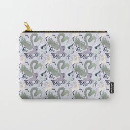 Horsy Creatures Carry-All Pouch