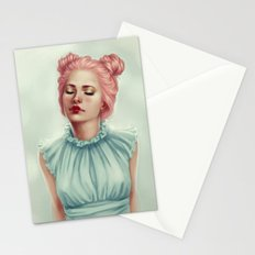 Doll heart Stationery Cards