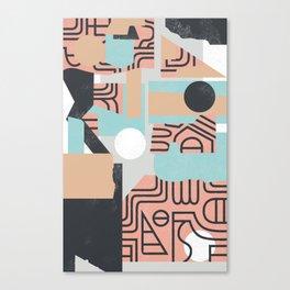 The Mole Canvas Print