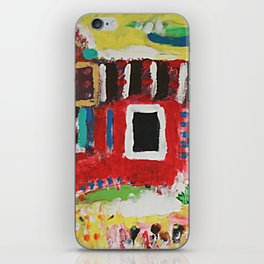 Mexican Village iPhone Skin