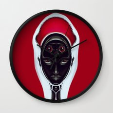 Au contraire Wall Clock