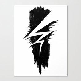 Lightning Arts Logo Canvas Print