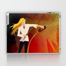 The Slayer Laptop & iPad Skin