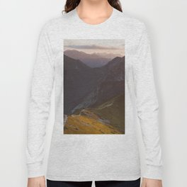 Before sunset - Landscape and Nature Photography Long Sleeve T-shirt