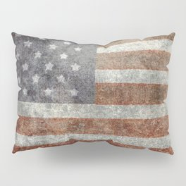 """Old Glory"", The Star-Spangled Banner Pillow Sham"