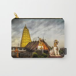 Wang Wiwekaram Temple Carry-All Pouch