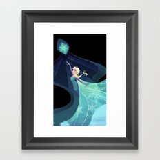 I'm Free Framed Art Print