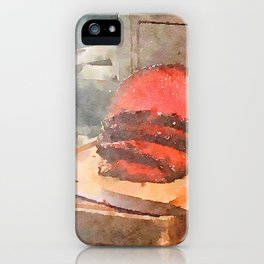 The Meatermelon 1 iPhone Case