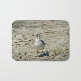 Ignored by a Seagull Bath Mat
