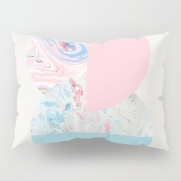 Intersection  Pillow Sham